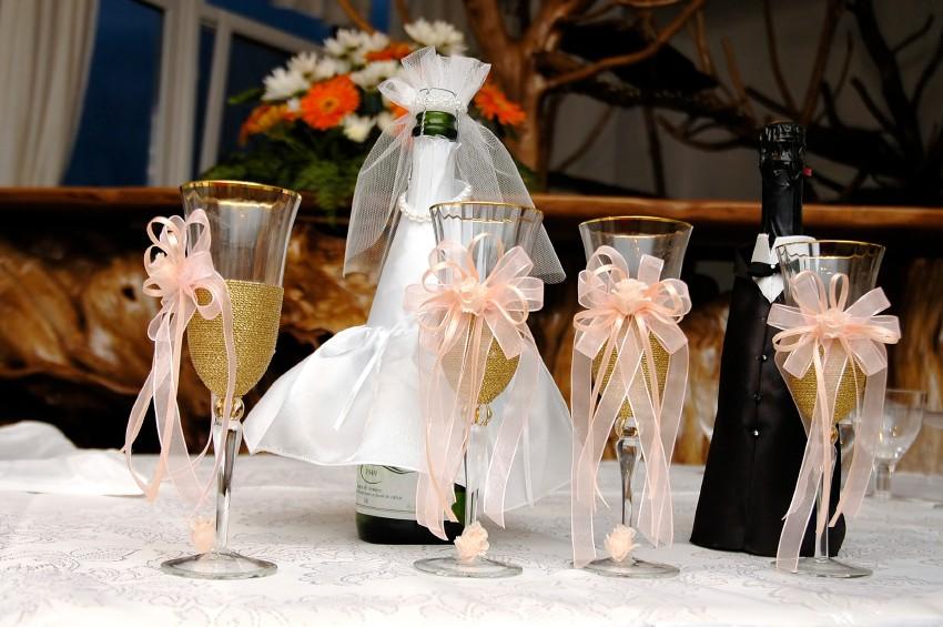 На свадьбу своими руками для молодоженов
